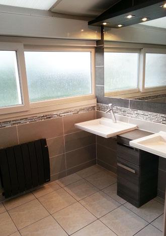 amenagement salle d eau good with amenagement salle d eau awesome amnagement salle dueau. Black Bedroom Furniture Sets. Home Design Ideas